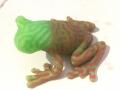 Zweifarbiger Frosch mit temperaturempfindlichem Rot